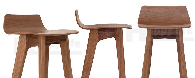 New commercial bar furniture wooden bar stool