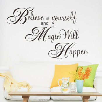 outdoor wall stickers 3d wall stickers home decor art vinyl quote