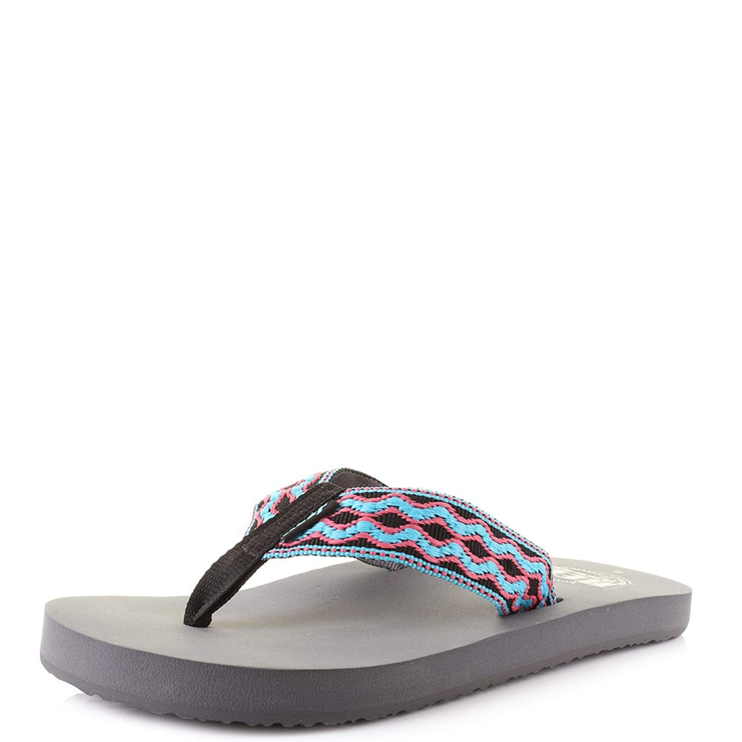 86b0e1e66a27 Get Quotations · Reef Smoothy Sandals