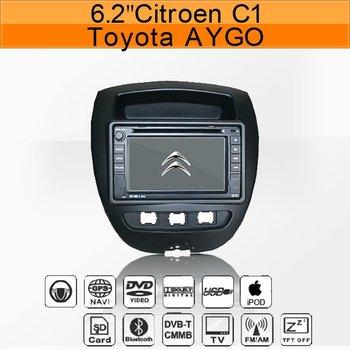 citroen c1/toyota aygo/peugeot 107 car gps navigation - buy