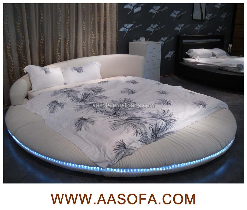 Slaapkamer kasten franse provinciale slaapkamer set rond bed te ...