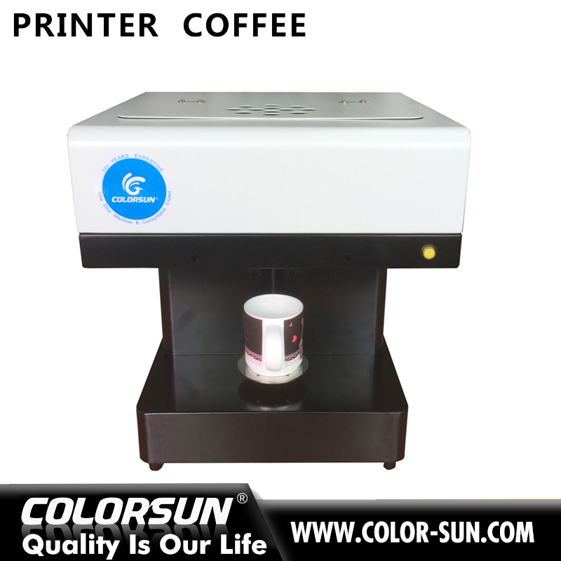 Popular Latte Art Coffee Printer Wholesale Special designed digital coffee printer for printing