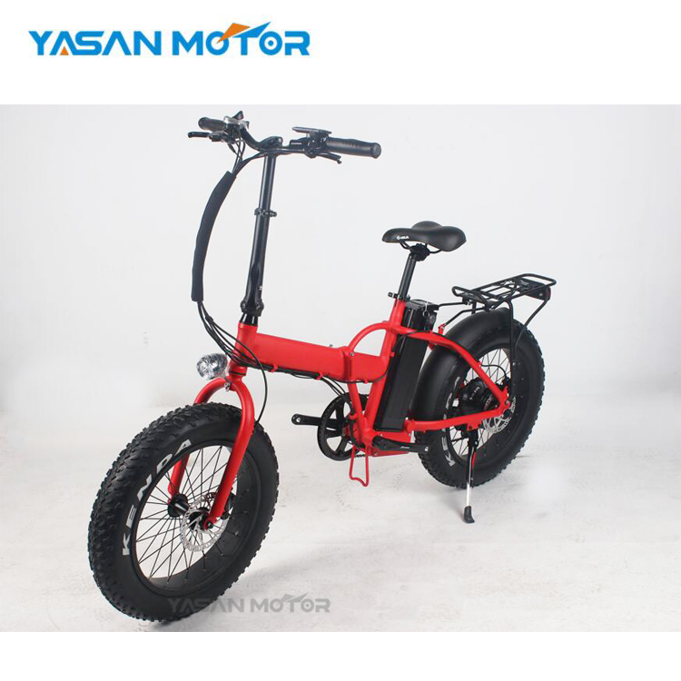 Fat Tire 36V Cheap Electric Bike / 250W Folding Ebike / Adult Electric Bicycle For Sale