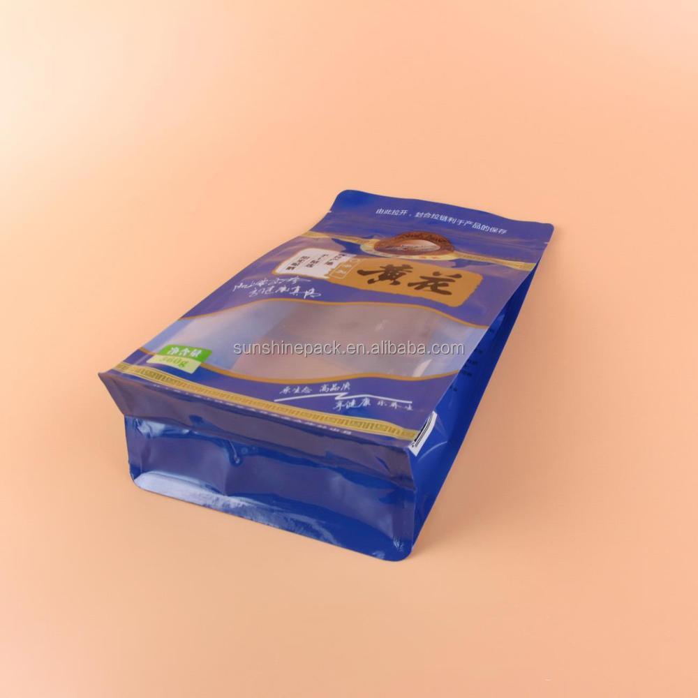Custom order plastic material plastic t shirt bags for Wholesale t shirt bags