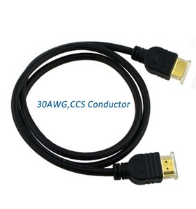 1m 3D 1080p HDMI Cable for LCD HDTV PS3 Projector