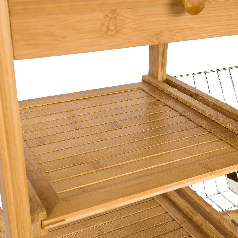 High Quality Kitchen Storage Cart