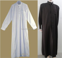 White Fabric for Arabian Robes Polyester 48*48 133*76*47""