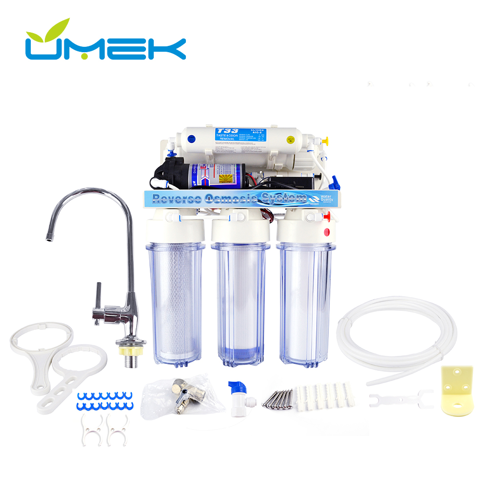 Home Pure Drinking reverse osmosis Ro <strong>Water</strong> Purification <strong>System</strong>