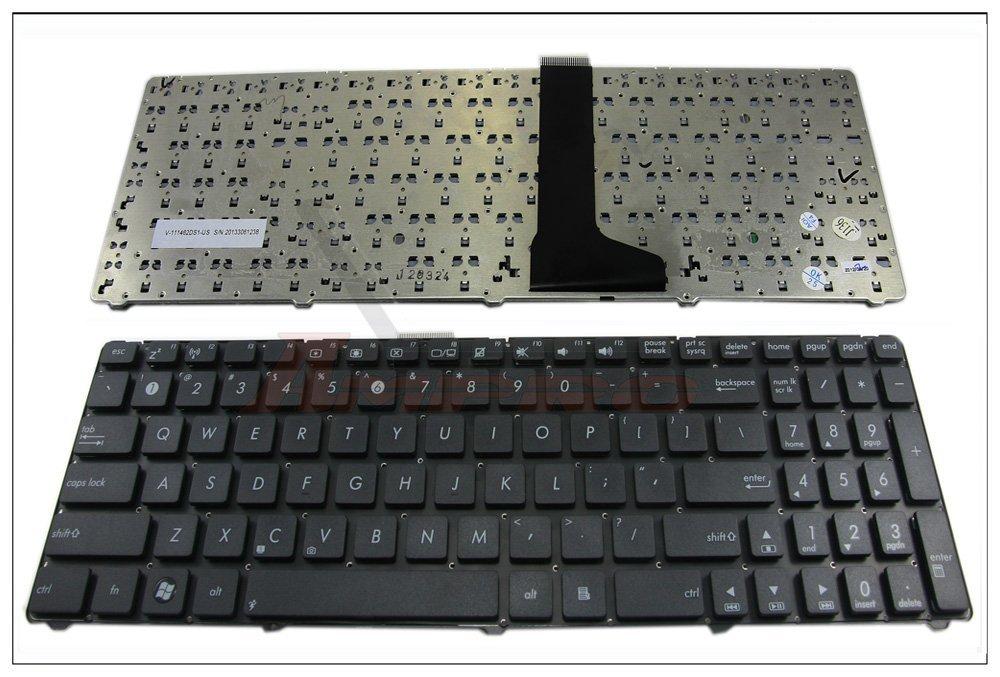 B53 B53E B53F B53J B53S K53E K53S K53Z K53U K53BY K53T K53Ta ASUS Keyboard KEY