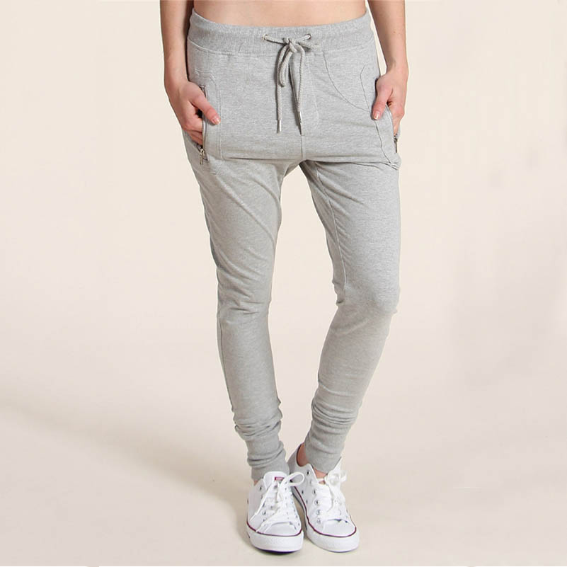 comfortable casual loose ladies jogger women pants and trousers