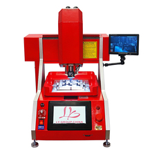 BGA <span class=keywords><strong>Ponsel</strong></span> IC Router Chipset Perbaikan CNC Milling Polishing Engraving Machine untuk iPhone Papan Utama