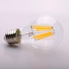 China direct manufacturer 2017 4W 6W 8W glass cover and aluminum base tungsten filament 220 volt light led bulbs with CE,ROHS,UL