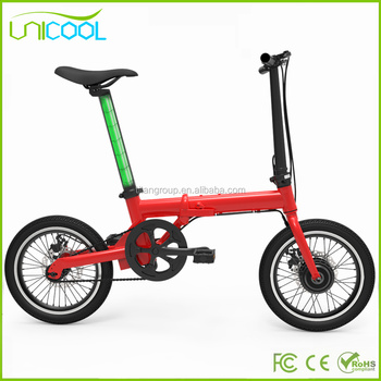 Japanese Electric Bike City E Bicycle With Hidden Battery 2017