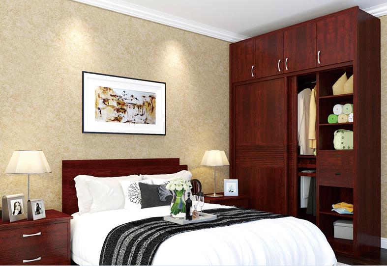 Whole Wardrobe Of Custom Furniture Package Combination Of Modern Minimalist  Bedroom Suite Cloakroom Sliding Doors - Buy Bedroom Furniture 2 Door ...