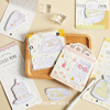Fancy sticky notes cool summer Ice cream Memo Pad Memo Notepad N Times Sticky Notes