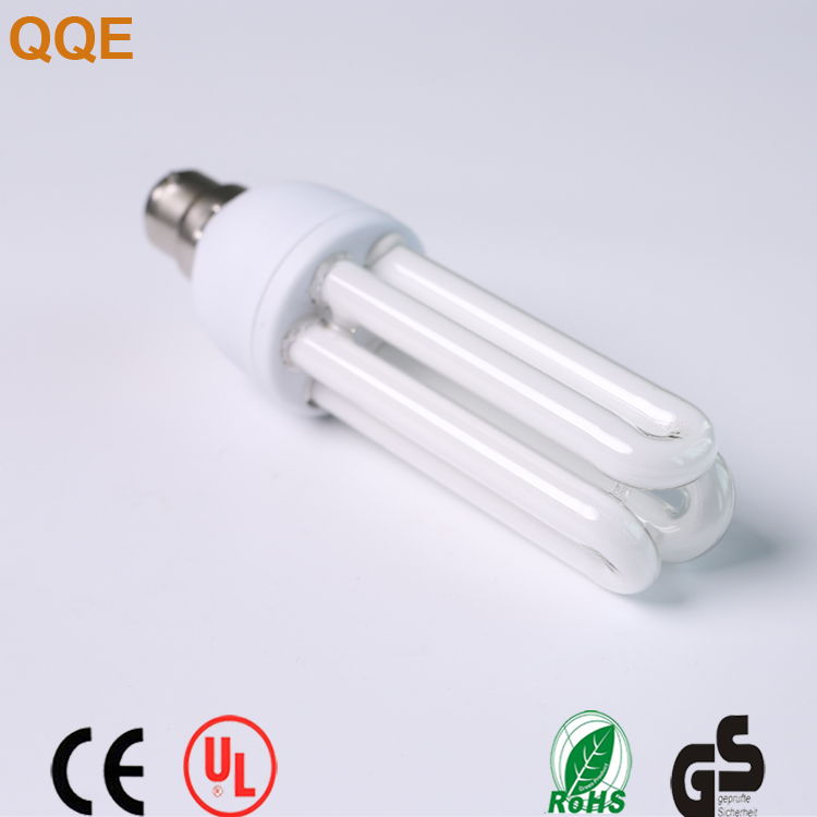 China products 3u 20w E27 B22 PBT housing CFL light energy saving lamp with CE ROHS UL certificate