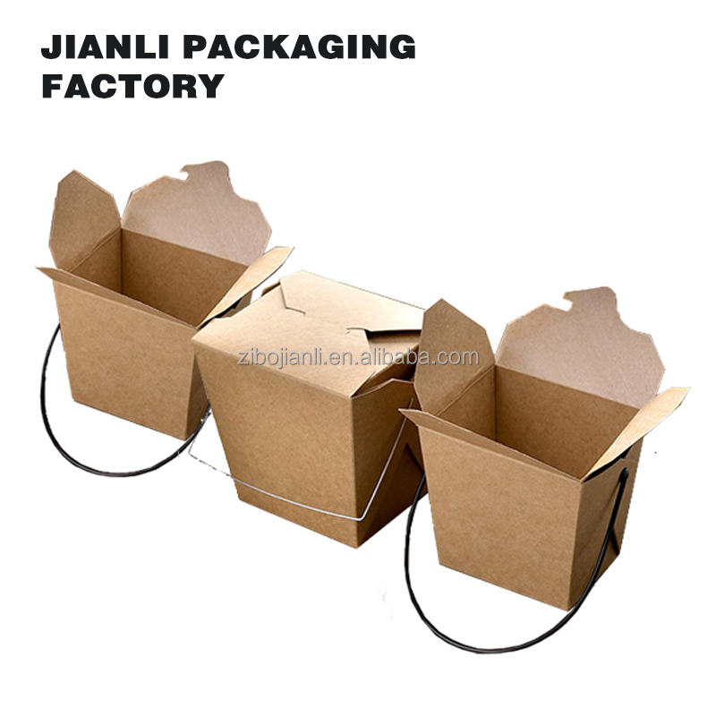 FOOD GRADE NEW STYLE Food grade custom design happy paper meal box custom printed boxes