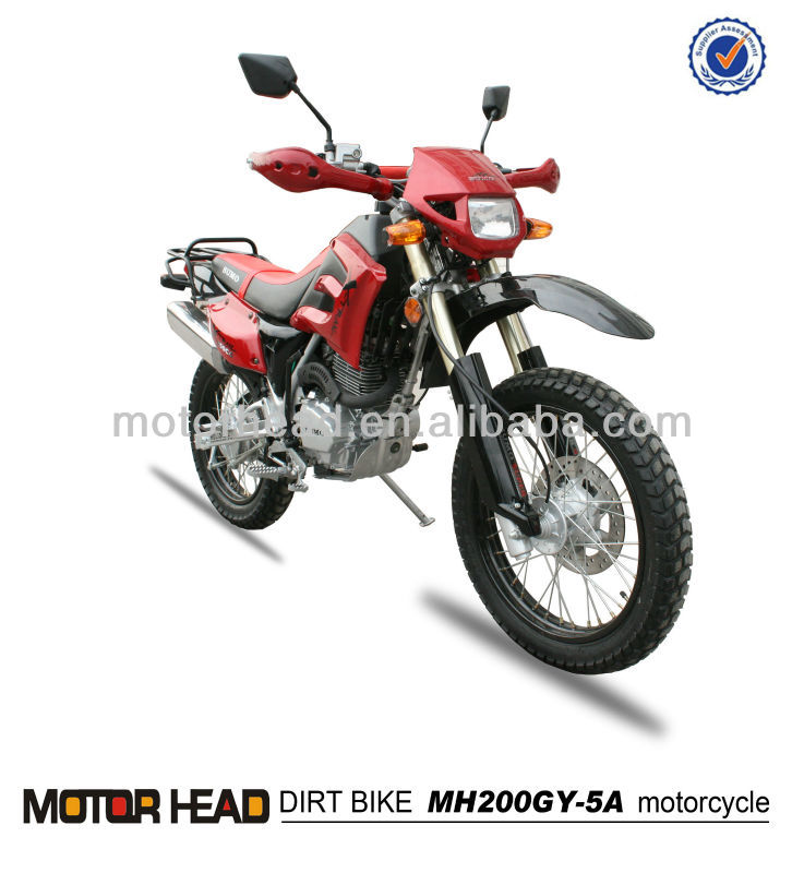 150cc 200cc 250cc estilo clásico off-road dirt bike motorcycle, modelismo de patente 250