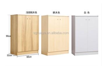 Exceptionnel Simple Wooden Shoe Cabinet/shoe Rack Design
