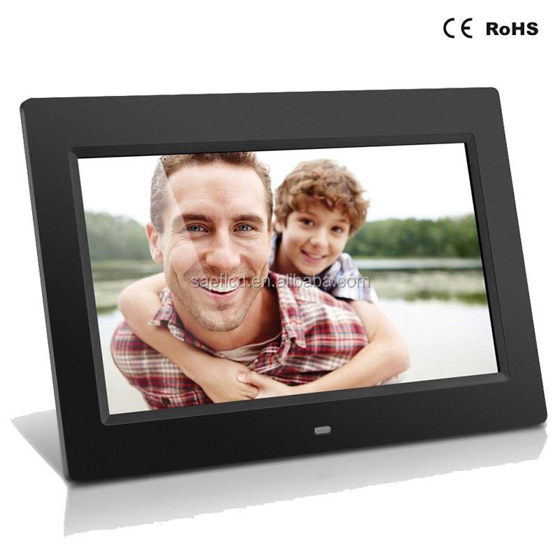 Cheapest Hd Wifi Battery Operated Digital Photo Frame Motion Sensor ...