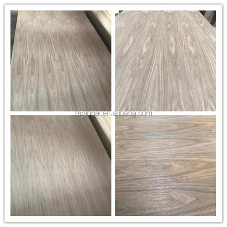 new model natural black walnut plywood 4x8 hot sale