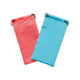 custom logo color soft microfiber sunglasses pouch