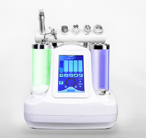 6 In 1 Hydro water Dermabrasion Facial Beauty Machine for Spa