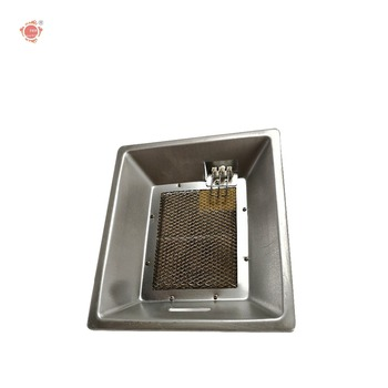 Ceramic Infrared Gas Heaters Parts For Patio /Terrace Heating Parts THD2608