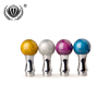 JDM Racing Culture Ball Shape Real Carbon Fiber Racing Gear Shift Knob Shifter lever