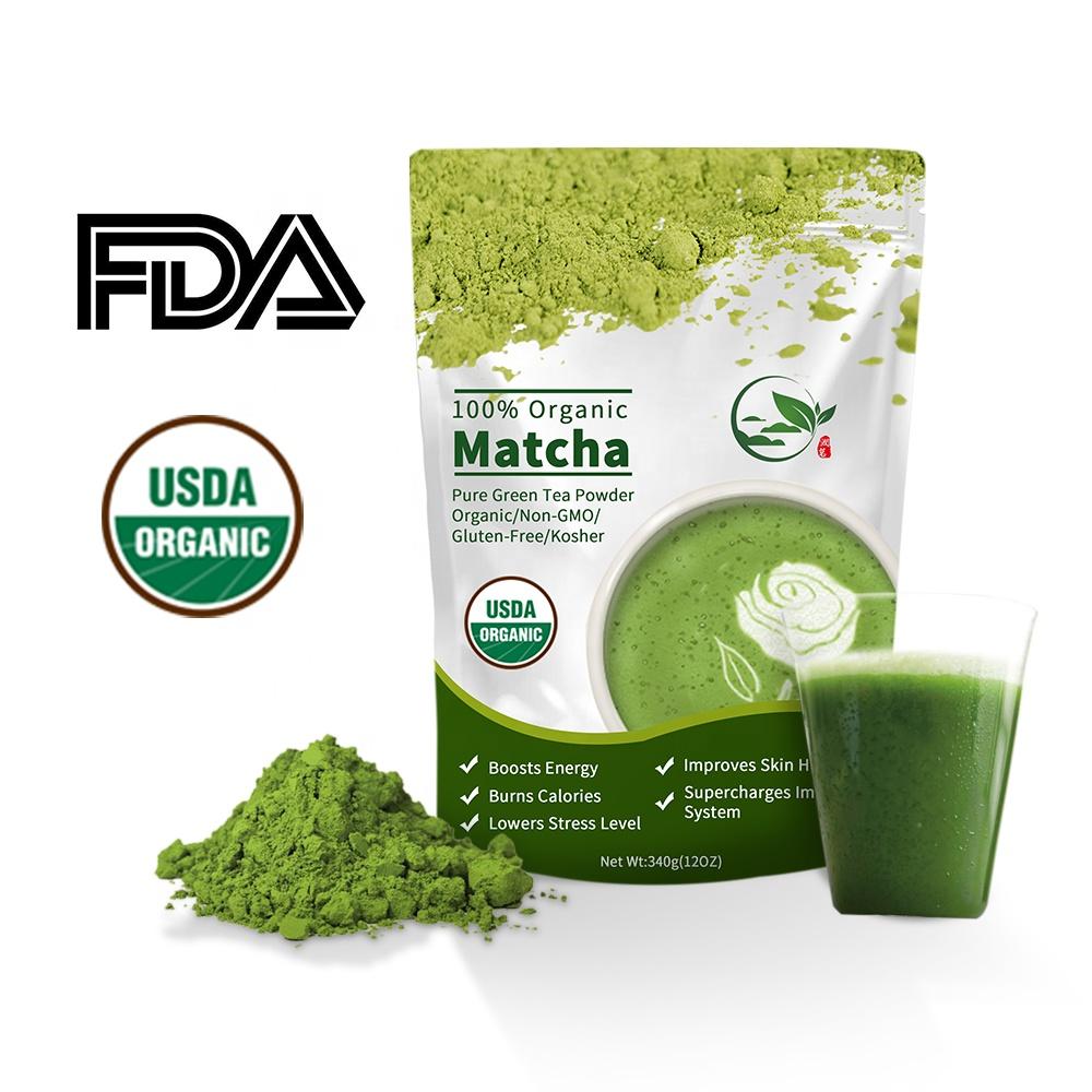 Japanese Tea Nonpareil Ceremony Pure Matcha Power Organic Sencha Tee Bio Spread Green Tea Powder - 4uTea   4uTea.com