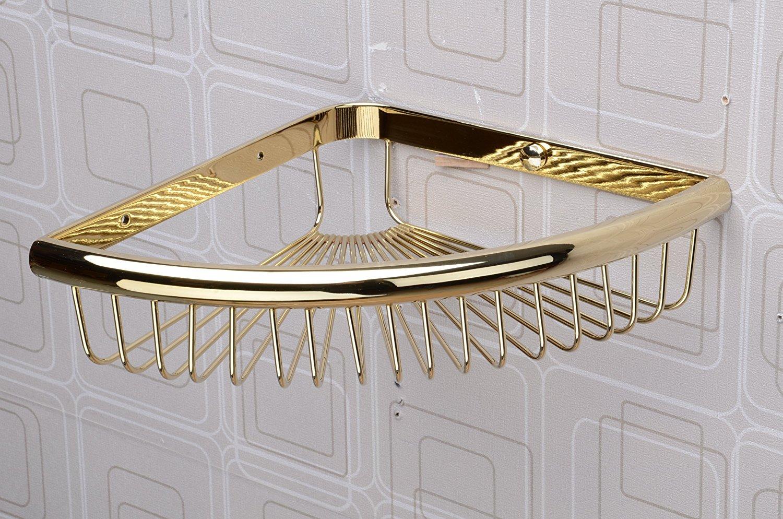 Cheap Brass Corner Shower Basket, find Brass Corner Shower Basket ...