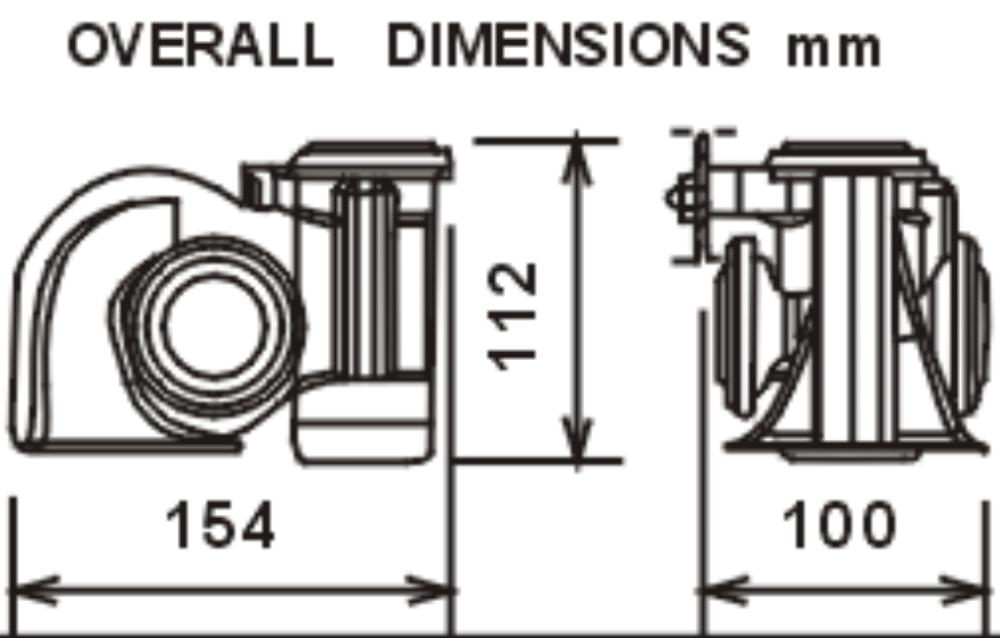 Car Horn Db Engine Diagram And Wiring Diagram