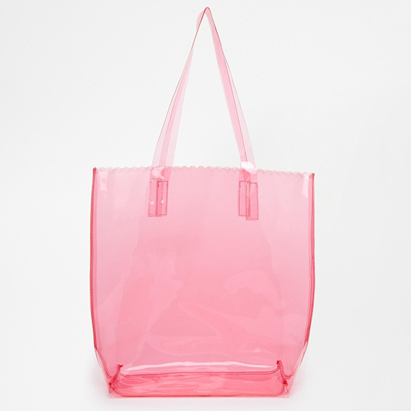 Transparent Shopping Bags | Bags More