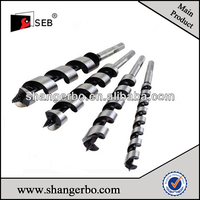 High Quality Hex Shank Wood Auger Drill Bit