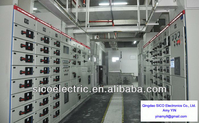 Low-voltage General Electric Meter Panels/electrical Distribution ...