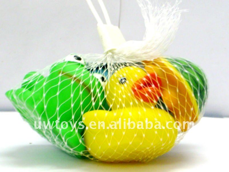 vinyl toy duck/soft plastic duck toy/vinyl toy animal(duck)