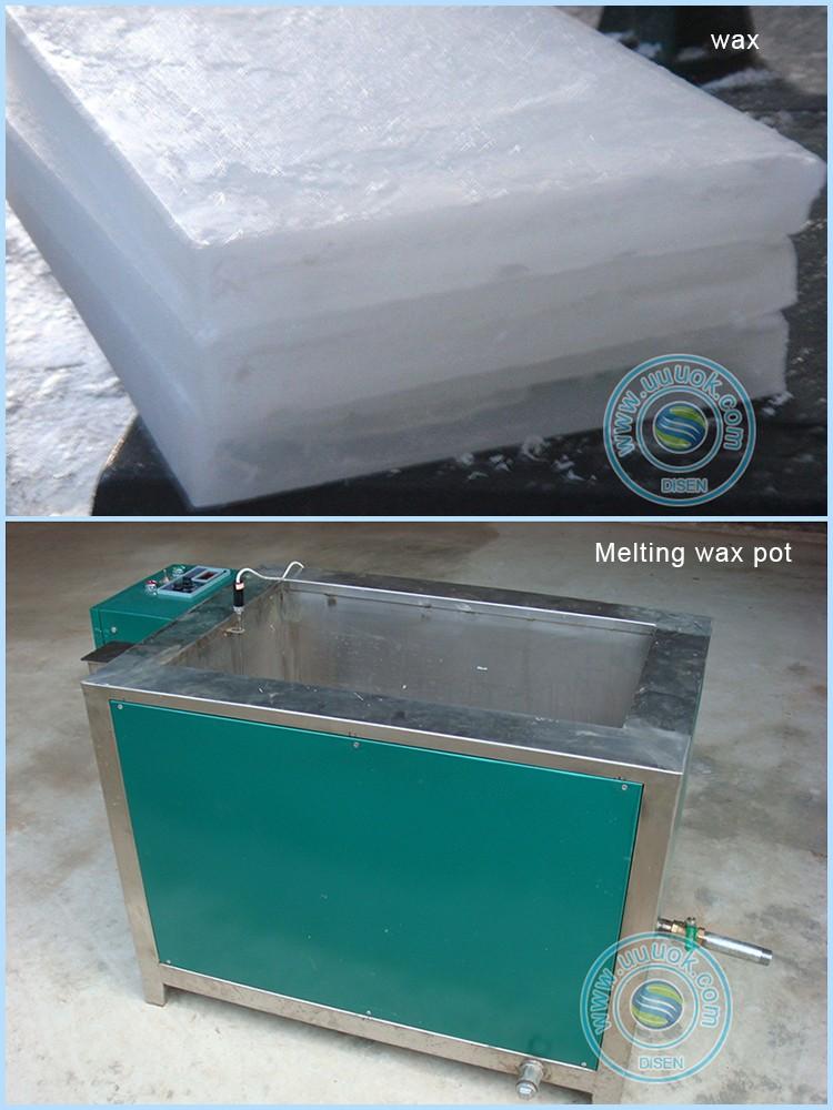 manual candle making machine price