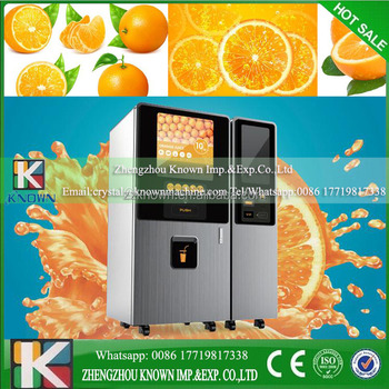Factory Price Fresh Orange Juice Vending Machine Lemon Juicer Machine Price Buy Orange Juice Vending Machine Orange Juice Dispenser Juicer Machine