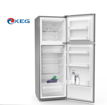 268l Refrigerator No Frost Reversible Door Twist Ice Maker Optional Fridge  Compressor With Water Dispenser - Buy Fridge Compressor Product on