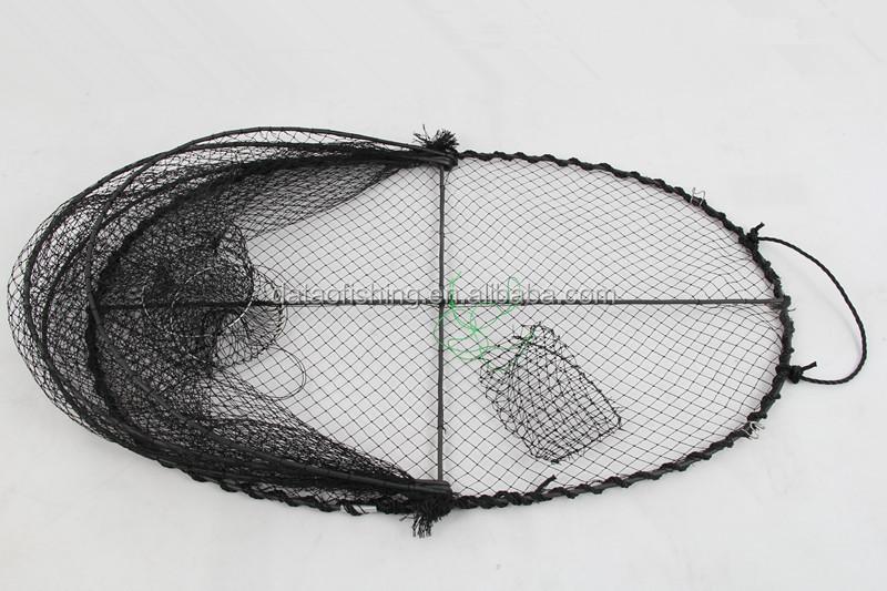 Opera House Shape Fishing Folding Round Crab Trap