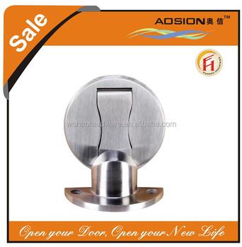 Stainless Steel 304 Magnetic Door Stopper Heavy Duty Strong Door Catch
