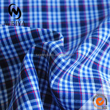 yarn dyed cotton fabric pima