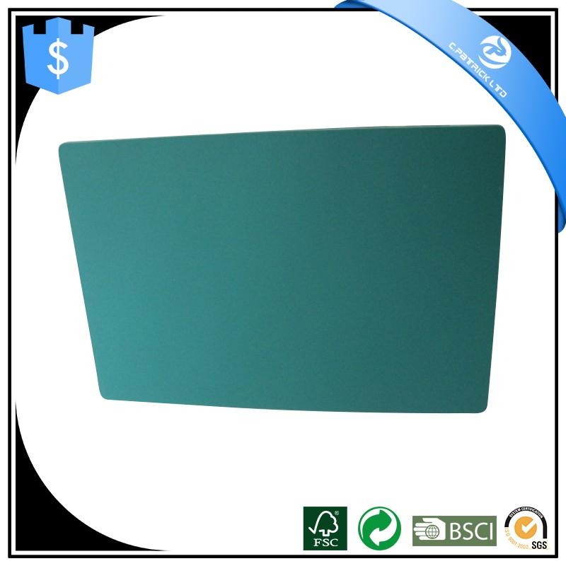 Dark Green A5 Craft Pvc Rectangle Self Healing Cutting Mat