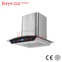 custom commercial stainless steel 60mm kitchen slide restaurant hood range JY-HP6010