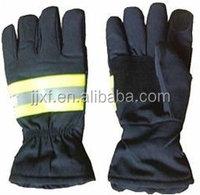fire fighters gloves / firefighter work fireproof gloves