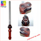 New design stick red dragon stick light wand stick with 5 lights