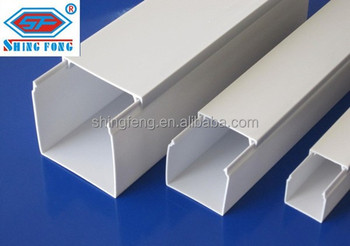Network Pvc Solid Wall Wiring Duct Buy Solid Wall Wiring