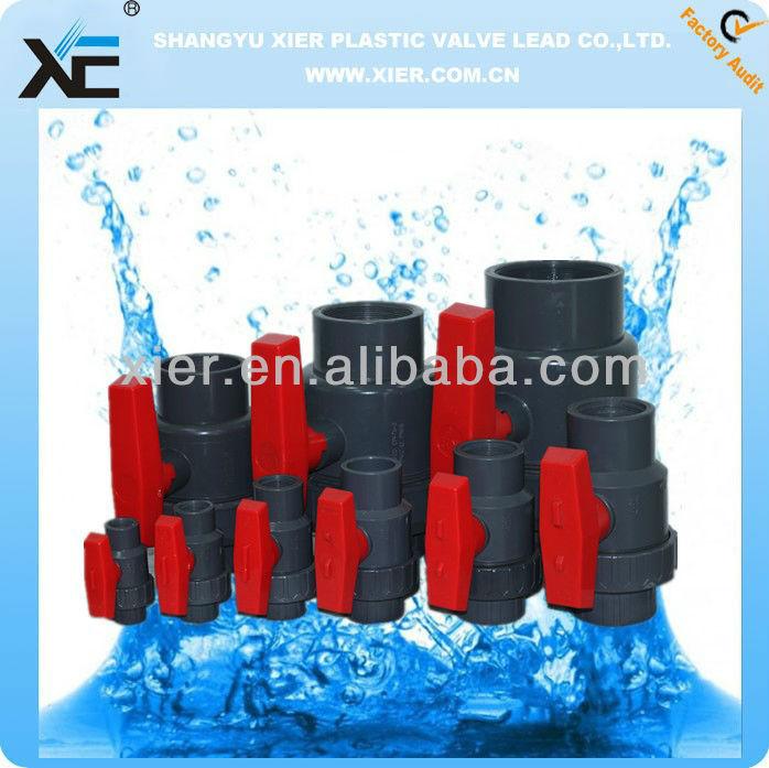 Pour l'agriculture d'irrigation syndicat unique robinets à tournant sphérique Fabrication Les fabricants, fournisseurs, exportateurs, grossistes
