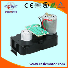 24V DC 24RPM low noise gear snack vending machine motor