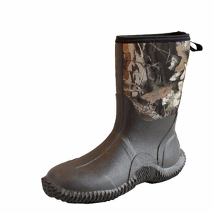 2015 Muck boots camo wild boots neoprene boots 80406